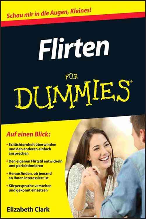 Flirten für dummies pdf