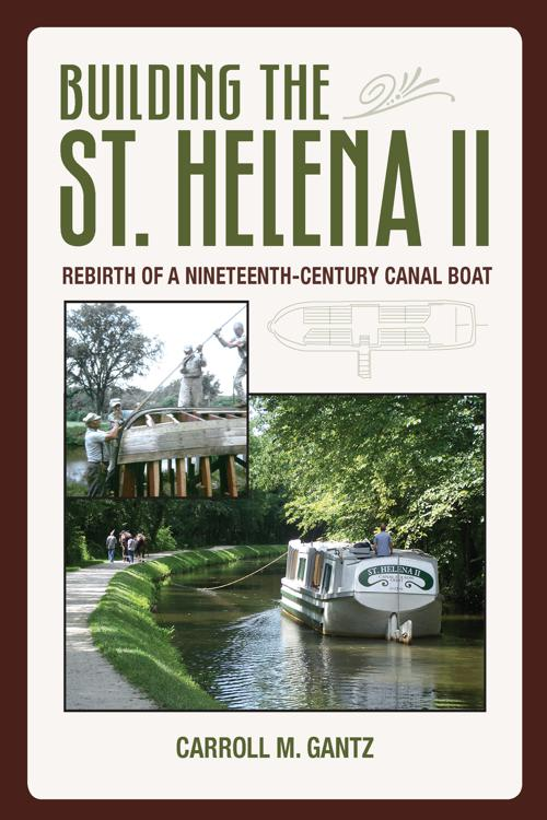 Building the St. Helena II