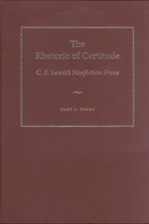 The Rhetoric of Certitude