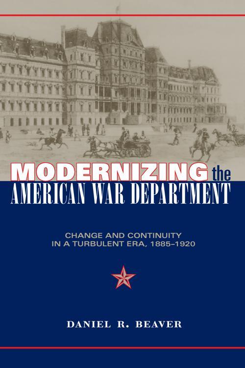 Modernizing the American War Department
