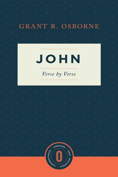 John Verse by Verse