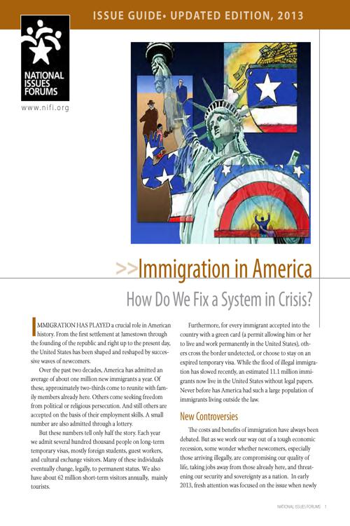 Immigration in America