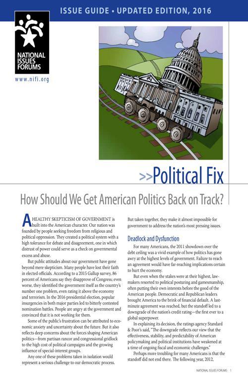 Political Fix