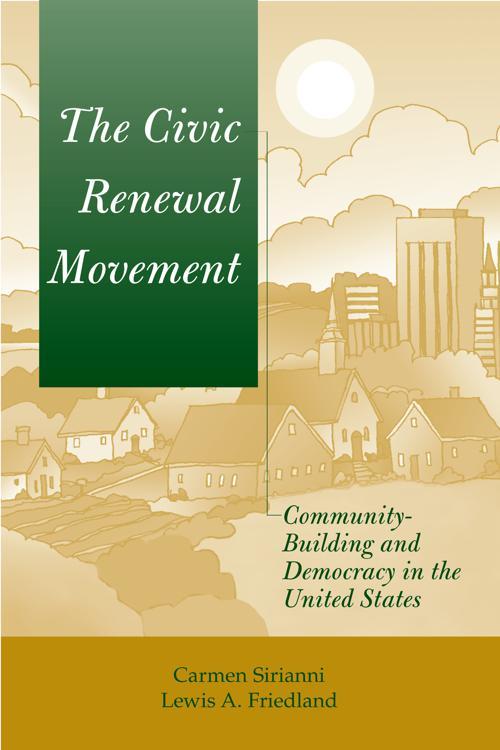 The Civic Renewal Movement