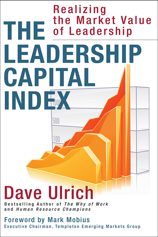 The leadership capital index by dave ulrich pdf ebook read online the leadership capital index 1st edition fandeluxe Gallery