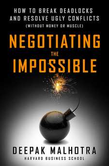 Mind And Heart Of The Negotiator Ebook