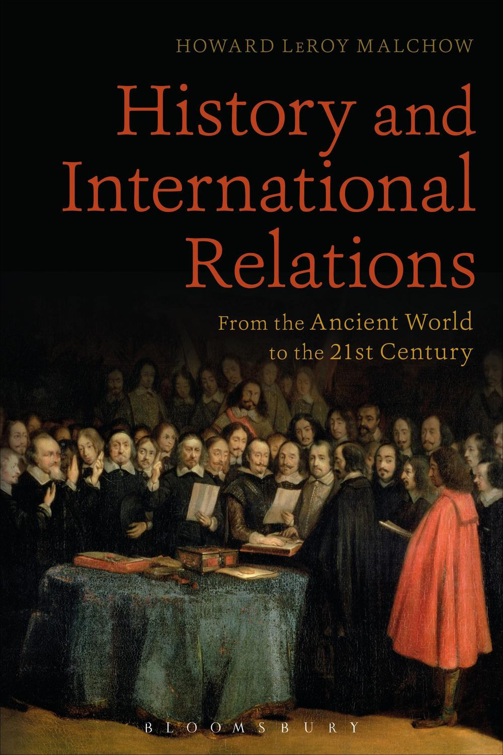 History and International Relations by Howard LeRoy Malchow