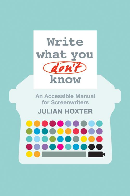 Write What You Don't Know