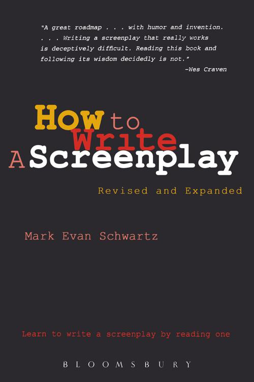 How To Write: A Screenplay