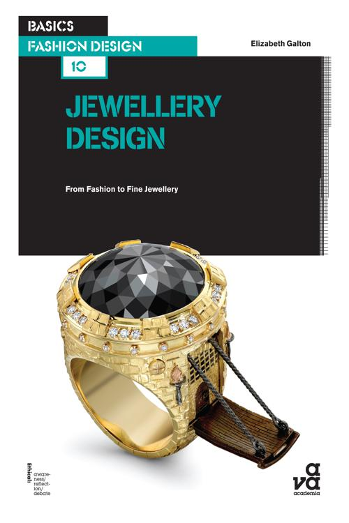 Basics Fashion Design 10: Jewellery Design