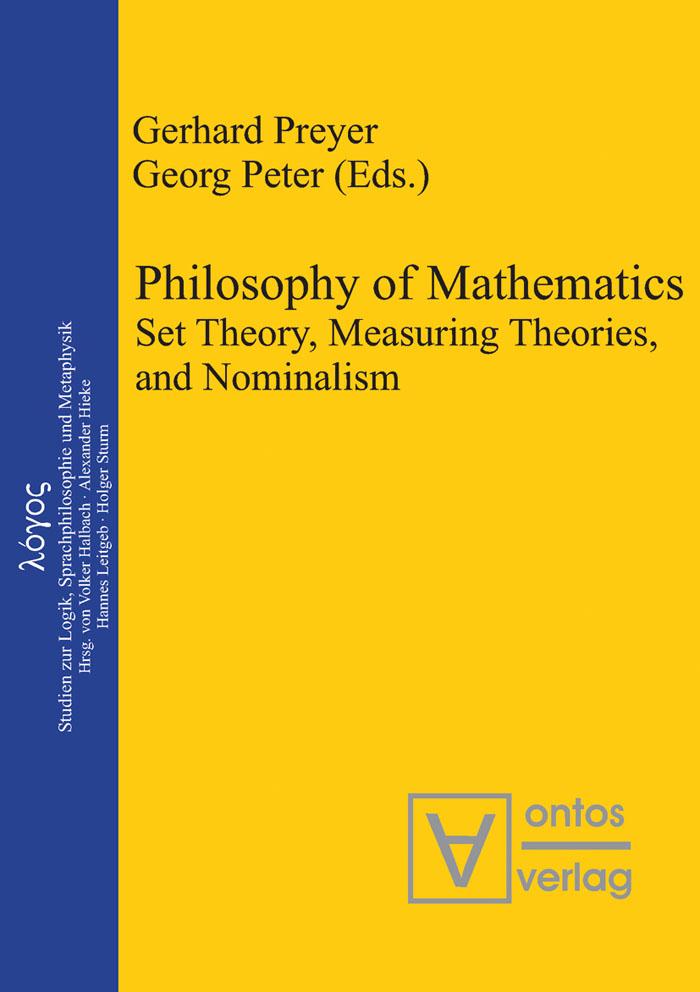 Philosophy of mathematics by gerhard preyer georg peter pdf philosophy of mathematics fandeluxe Gallery