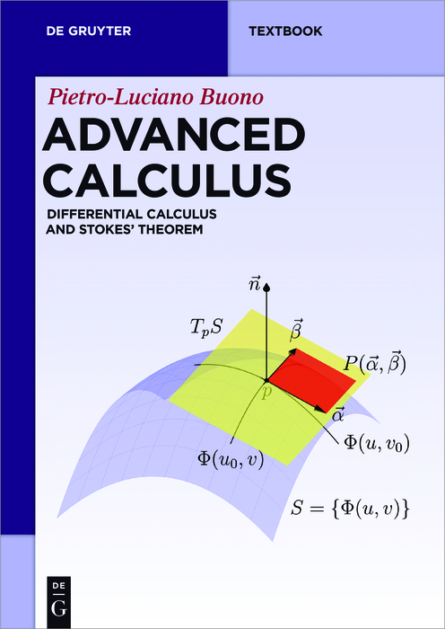 Advanced Calculus Pdf