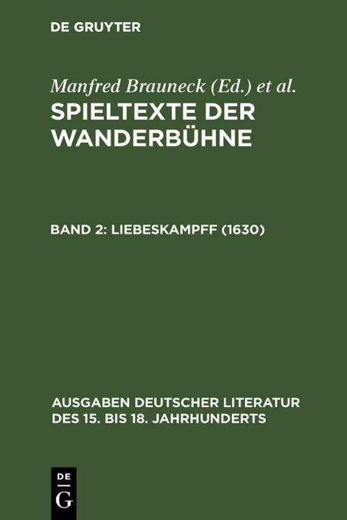 Liebeskampff (1630)