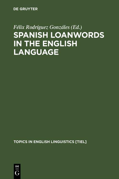 Spanish Loanwords in the English Language