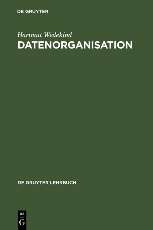 Datenorganisation