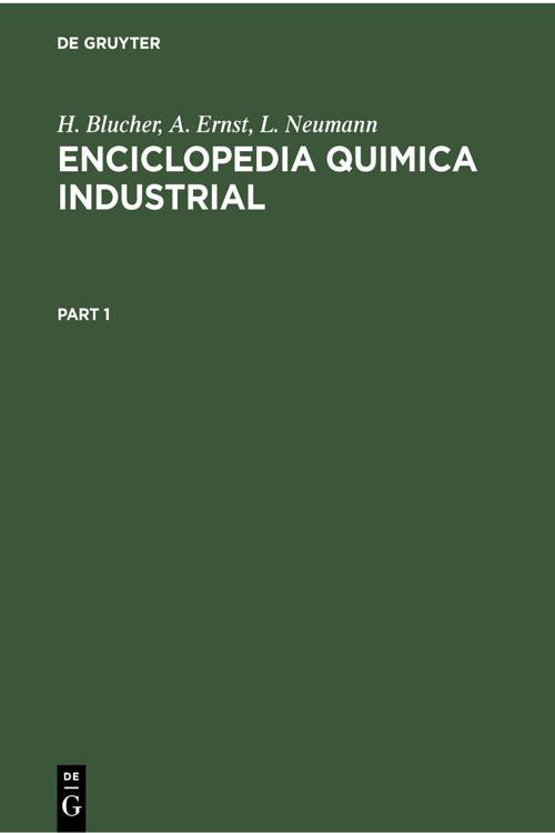 Enciclopedia Quimica Industrial