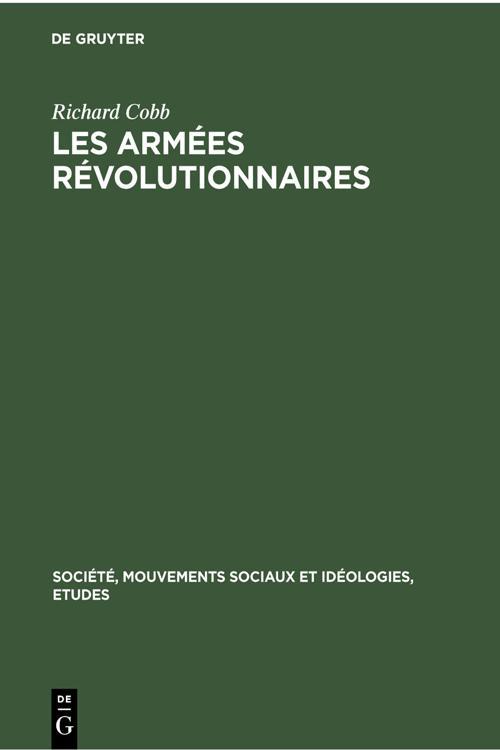 Les armées révolutionnaires