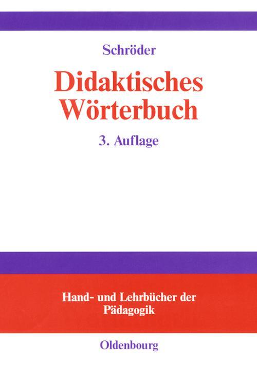Didaktisches Wörterbuch
