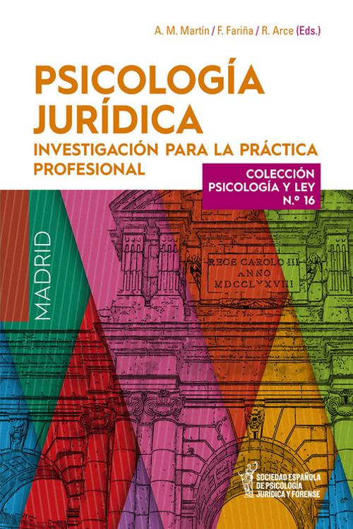 Colección Psicología y Ley