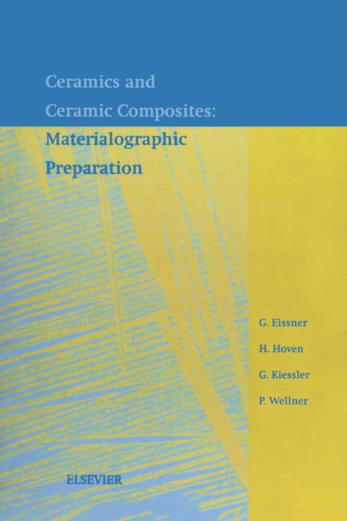 Ceramics and Ceramic Composites: Materialographic Preparation
