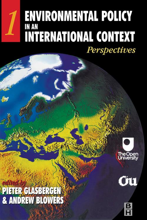 Environmental Policy in an International Context