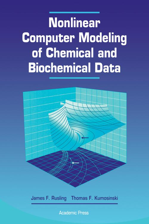 Nonlinear Computer Modeling of Chemical and Biochemical Data