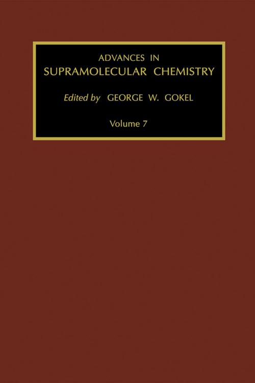 Advances in Supramolecular Chemistry