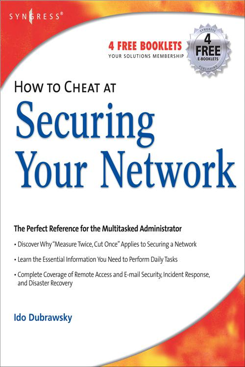 How to Cheat at Securing Your Network