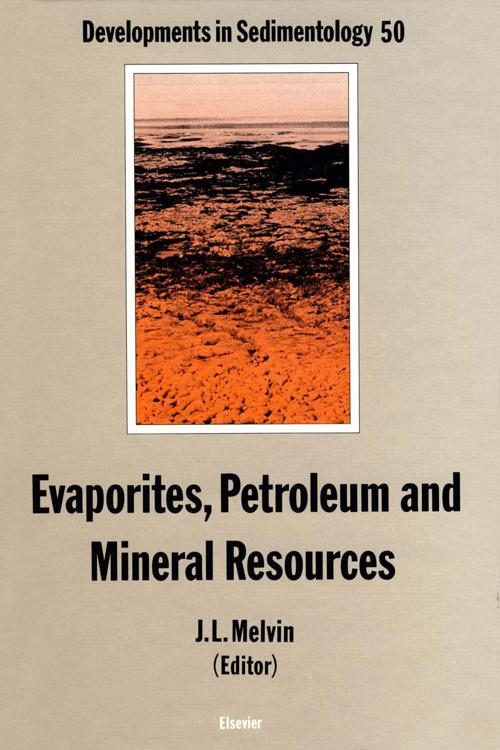 Evaporites, Petroleum and Mineral Resources