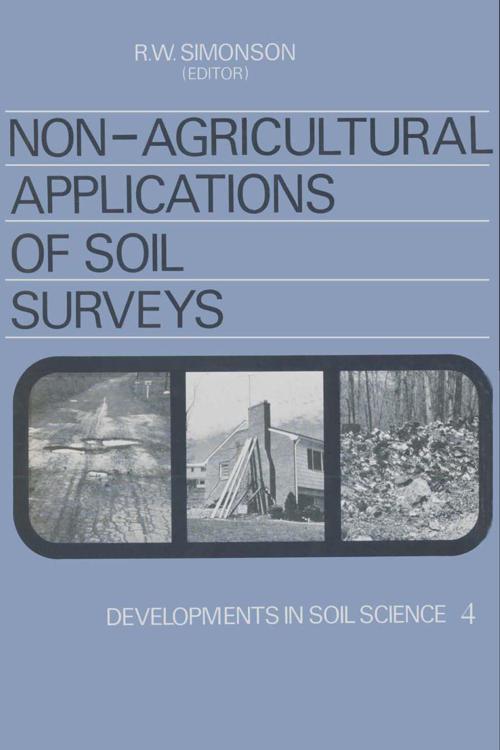 Non-Agricultural Applications of Soil Surveys