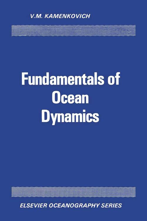 Fundamental of Ocean Dynamics