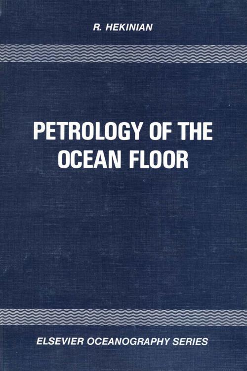 Petrology of the Ocean Floor