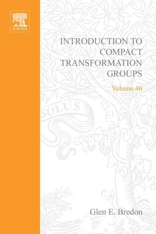Introduction to Compact Transformation Groups