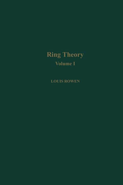 Ring Theory V1