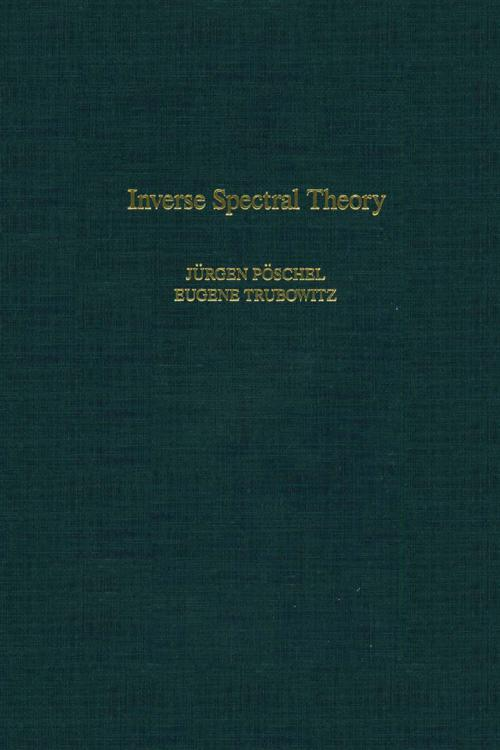 Inverse Spectral Theory