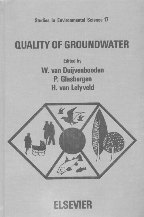 Quality of Groundwater