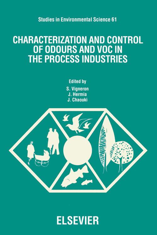 Characterization and Control of Odours and VOC in the Process Industries