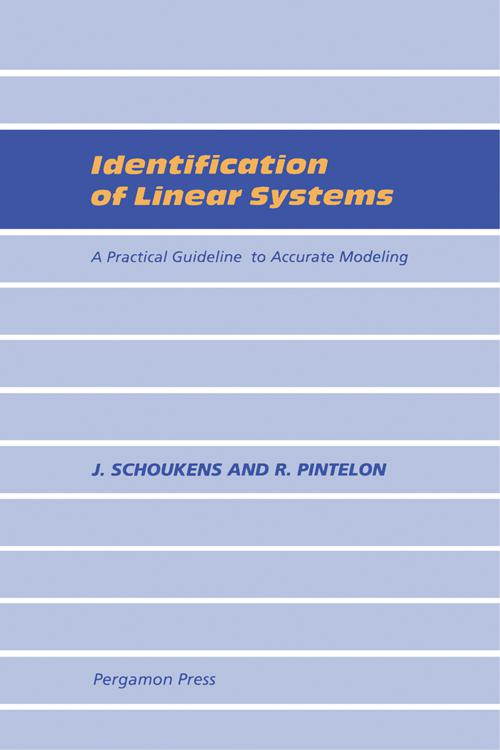 Identification of Linear Systems