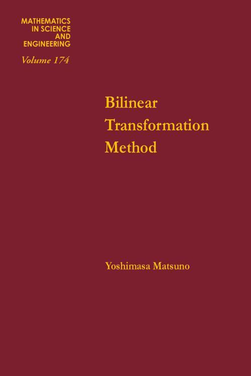 Bilinear Transformation Method