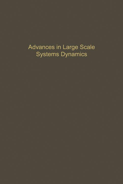 Control and Dynamic Systems Volume 36