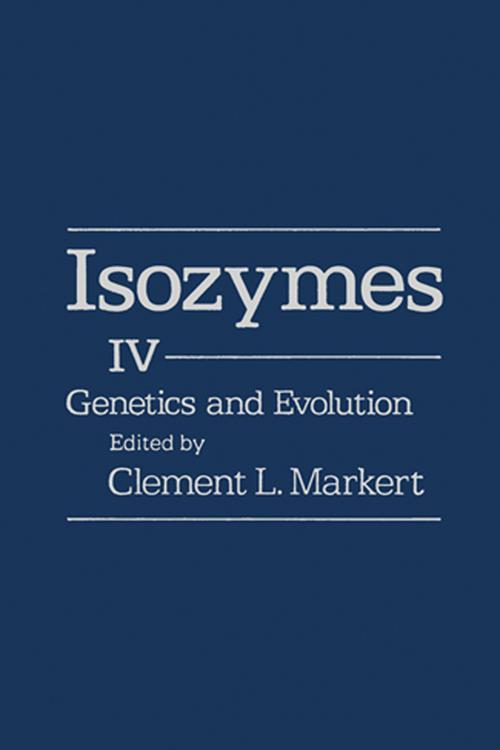 Isozymes V4