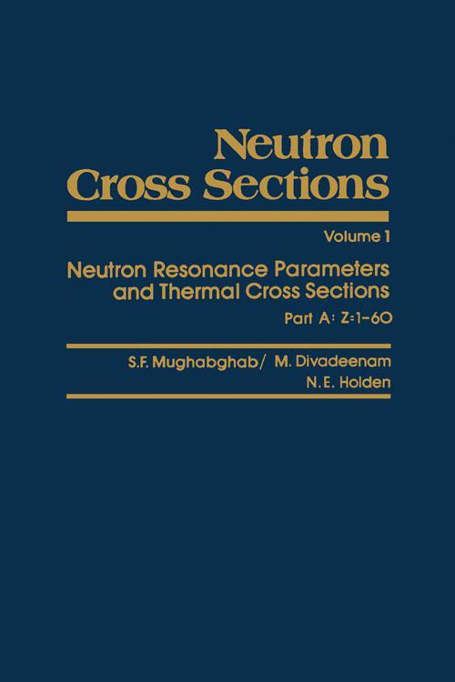 Neutron Cross Sections