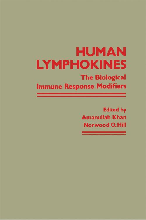 Human Lymphokines