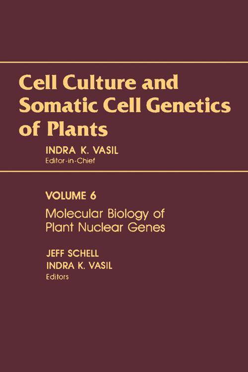 Molecular Biology of Plant Nuclear Genes