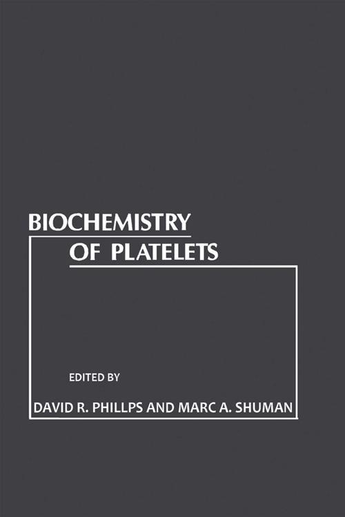 Biochemistry of Platelets