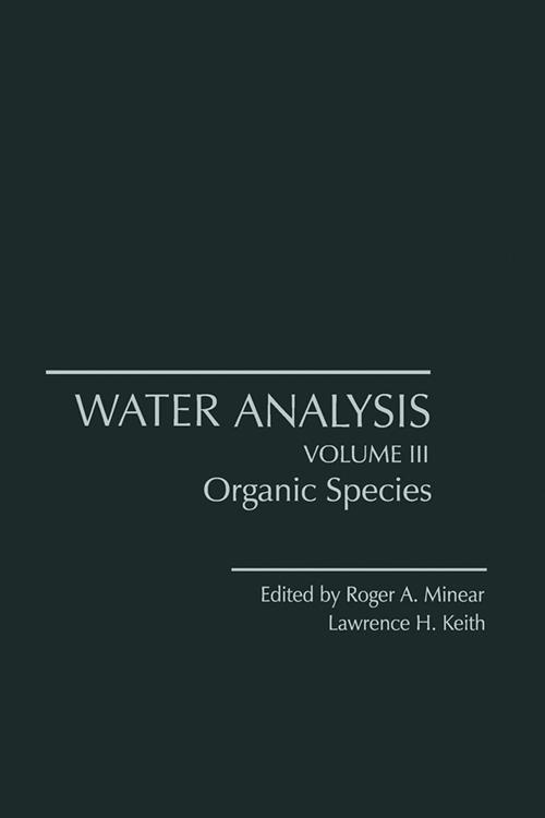 Inorganic Species, Part 3