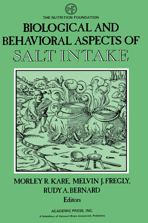 Biological and Behavioral Aspects of Salt Intake