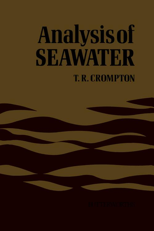 Analysis of Seawater