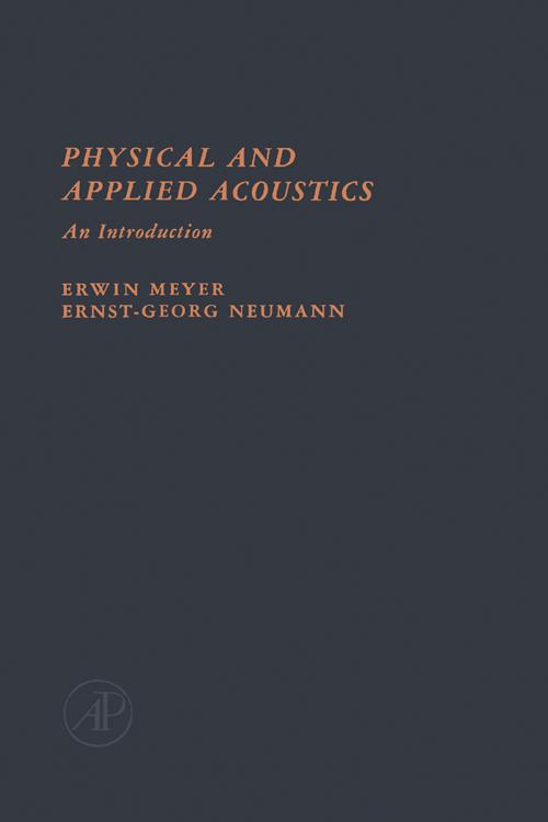 Physical and Applied Acoustics