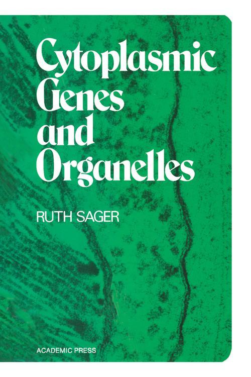Cytoplasmic Genes and Organelles